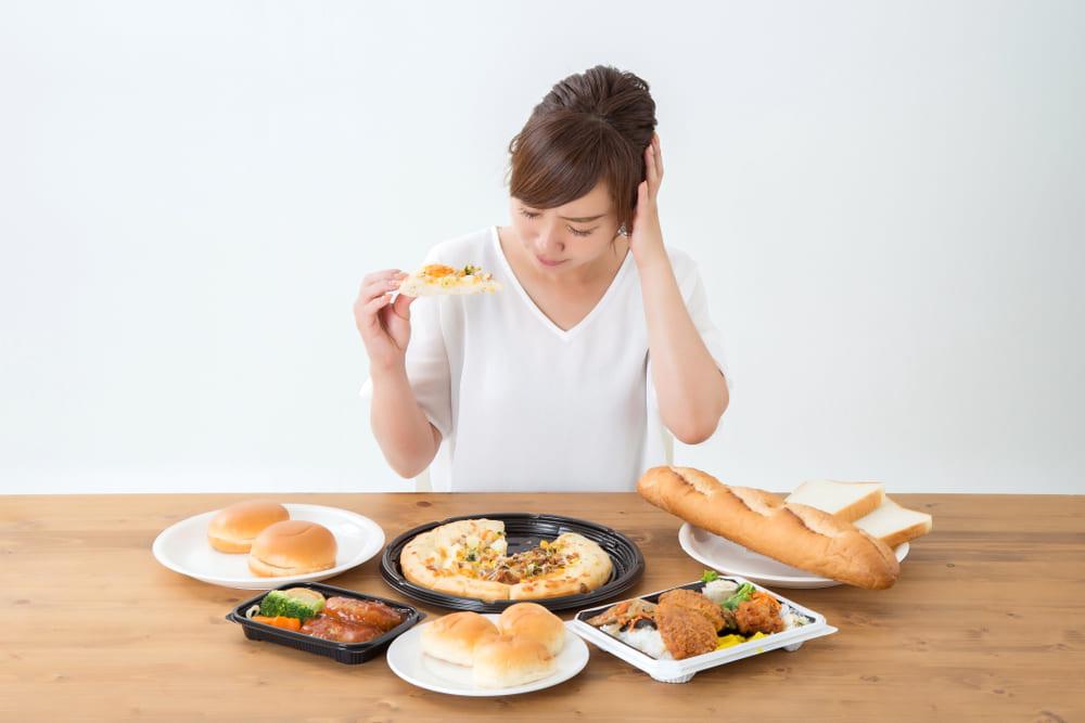 生活習慣・食生活の乱れ